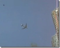 boeing over ny 2