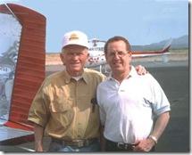 Rob & Frank Borman
