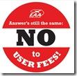 user fee