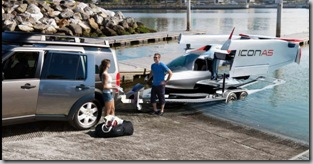 Icon A5 Launch