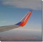 Southwest jetwhine