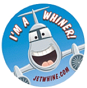 Jetwhine button