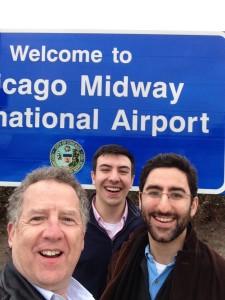 rob, dan & Jon at MDW
