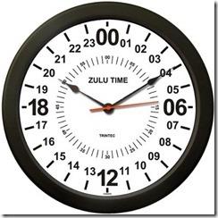 24 hr clock