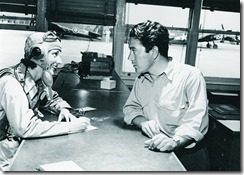 Barbara-Kibbee-Selden-Converse-Grumman-Chief-Test-Pilot-c.1943-Bethpage-NY